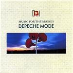 Depeche Mode - Music for the Masses CD Cover Art