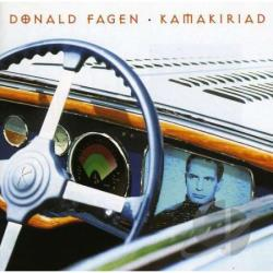Fagen, Donald - Kamakiriad CD Cover Art