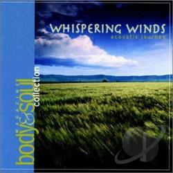 Body & Soul Collection: Whispering Winds CD Cover Art
