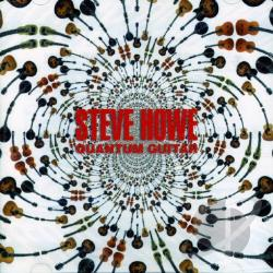 Howe, Steve - Quantum Guitar CD Cover Art