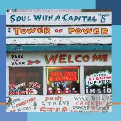 Tower Of Power - Soul with a Capital S: The Best of Tower of Power CD Cover Art