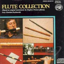 Carolan / Preston, Stephen: fl - Flute Collection CD Cover Art