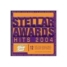 Stellar Award Hits 2004 CD Cover Art