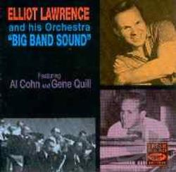 Lawrence, Elliot - Big Band Sound CD Cover Art