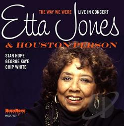 Jones, Etta / Person, Houston - Way We Were CD Cover Art