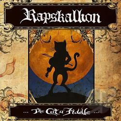Rapskallion - Cat N Fiddle CD Cover Art