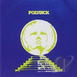 Polysick - Digital Native CD Cover Art