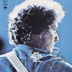 Dylan, Bob - Bob Dylan's Greatest Hits, Vol. 2 CD Cover Art