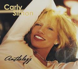 Simon, Carly - Anthology CD Cover Art