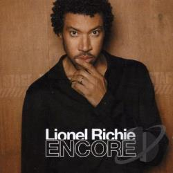 Richie, Lionel - Encore CD Cover Art