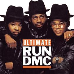 Run-DMC - Ultimate Run DMC CD Cover Art