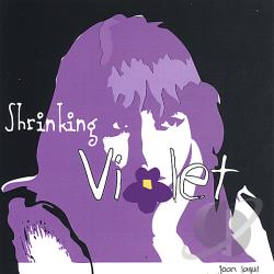 Laqui, Joan - Shrinking Violet CD Cover Art