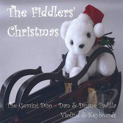 Gemini Duo - Fiddlers' Christmas CD Cover Art