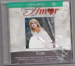 Yuri - Canciones de Amor de Yuri CD Cover Art