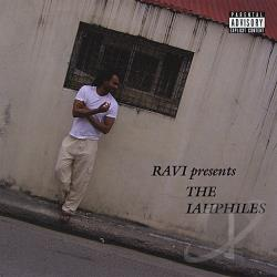 Poliah, Ravi - Ravi Presents The Iahphiles CD Cover Art