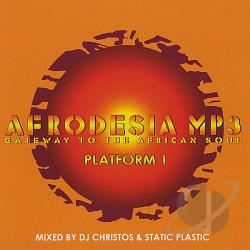 Afrodesiamp3-Platform 1 CD Cover Art