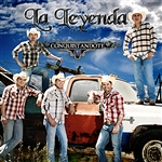 La Leyenda - Conquistandote CD Cover Art