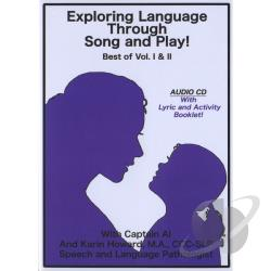 Captain Al - Exploring Language Through Song and Play! Best of Vol. I & II CD Cover Art