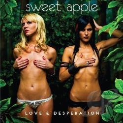 Sweet Apple - Love & Desperation CD Cover Art