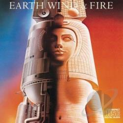 Earth, Wind & Fire - Raise! CD Cover Art