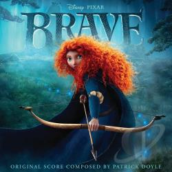 Doyle, Patrick - Brave CD Cover Art