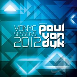 Van Dyk, Paul - VONYC Sessions 2012 CD Cover Art