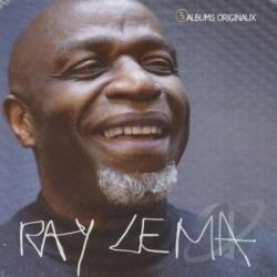 Lema, Ray - Five Original Albums CD Cover Art