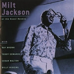 Jackson, Milt - At the Kosei Nenkin CD Cover Art
