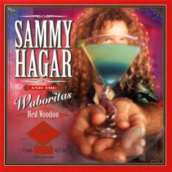 Hagar, Sammy - Red Voodoo CD Cover Art