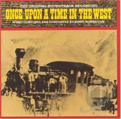 Morricone, Ennio - Once Upon a Time in the West CD Cover Art