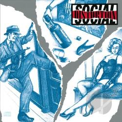 Social Distortion - Social Distortion CD Cover Art