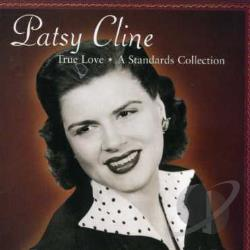 Cline, Patsy - True Love: A Standards Collection CD Cover Art