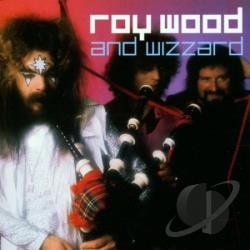 Wizzard / Wood, Roy - Roy Wood & Wizzard CD Cover Art