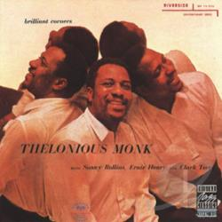 Monk, Thelonious - Brillant Corners LP Cover Art