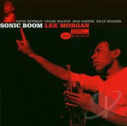 Morgan, Lee - Sonic Boom CD Cover Art