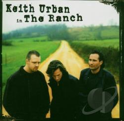 Urban, Keith - Ranch CD Cover Art