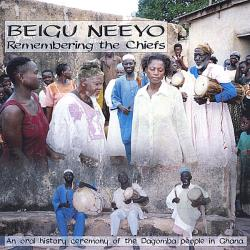 BEIGU NEEYO - Remembering the Chiefs CD Cover Art