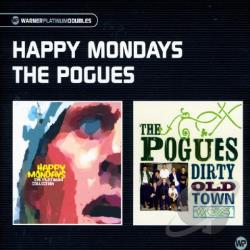Happy Mondays / Pogues - Platinum Collection/Dirty Old Town: Platinum Collection CD Cover Art