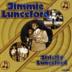 Lunceford, Jimmie - Strictly Lunceford CD Cover Art