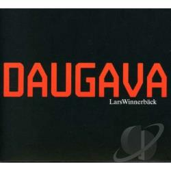 Winnerback, Lars - Daugava CD Cover Art