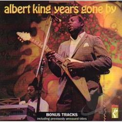 King, Albert - Years Gone By - Plus CD Cover Art
