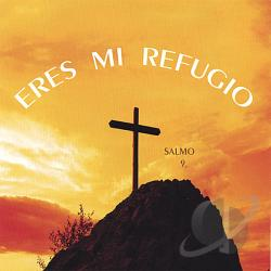 Los Llamados Del Sei'or - Eres Mi Refugio CD Cover Art