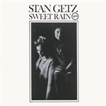 Getz, Stan - Sweet Rain CD Cover Art