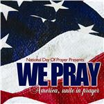We Pray [As Recorded For National Day of Prayer] DB Cover Art