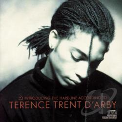 D'Arby, Terence Trent - Introducing the Hardline According to Terence Trent d'Arby CD