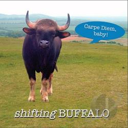 shifting BUFFALO - Carpe Diem Baby! CD Cover Art