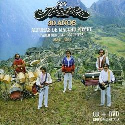 Los Jaivas - Alturas de Machu Pichu CD Cover Art