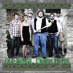 Dirty Hurlers - Old Songs, Fresh Pints CD Cover Art