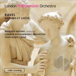 Haitink / London Philharmonic Orch. / Ravel - Ravel: Daphnis et Chloe CD Cover Art
