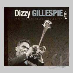 Gillespie, Dizzy - Jazz Masters Deluxe Collection CD Cover Art